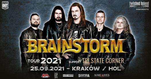 Brainstorm + Tri State Corner