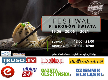 Festiwal Pierogów Świata w Elblągu