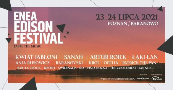 Enea Edison Festival - Taste The Music 2021