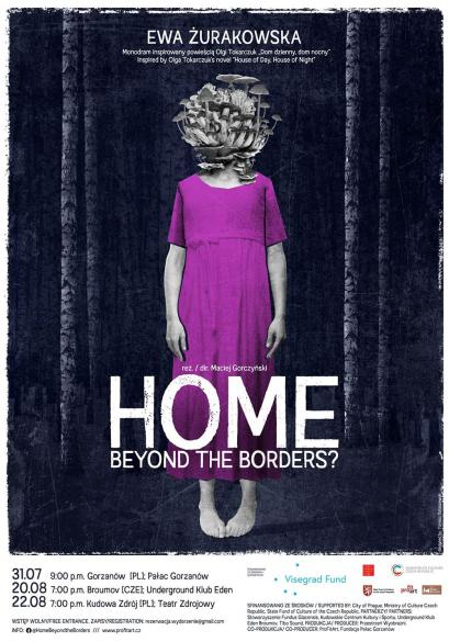 Dom ponad granicami? - spektakl plenerowy