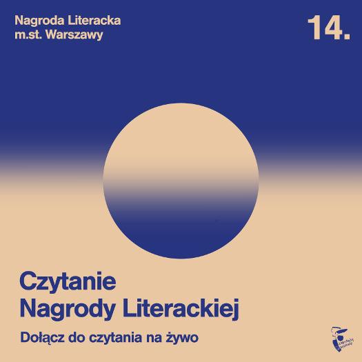 Wielkie internetowe Czytanie Nagrody Literackiej