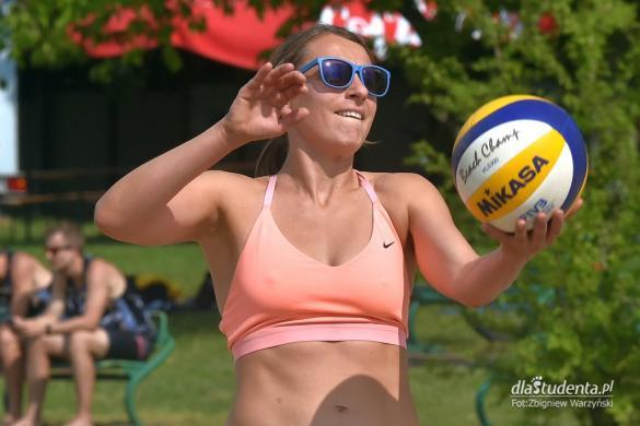 Otwarte Mistrzostwa Wrocławia - Siatkówka plażowa