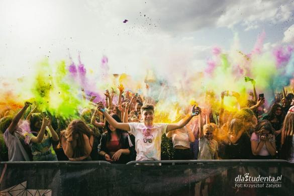 Festiwal Kolorów we Wrocławiu 2021
