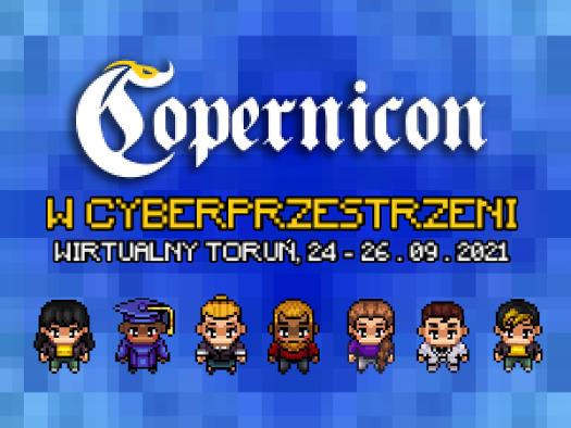 COPERNICON: spotkajmy się w Wirtualnym Toruniu