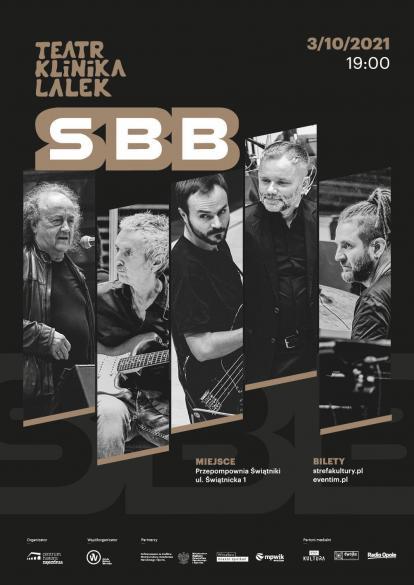 50-lecie zespołu SBB