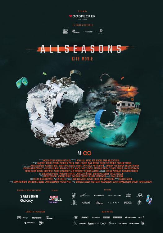 Allseasons - największe wydarzenie kitesurfingowe 2021 roku