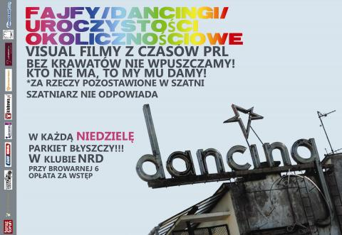 Dancing w NRD