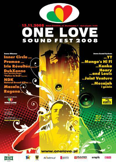 One Love 2008 - Inner Circle