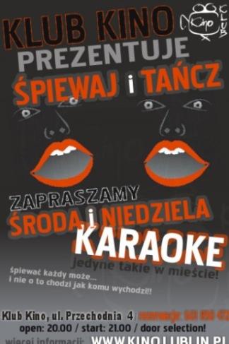 Karaoke W Kinie
