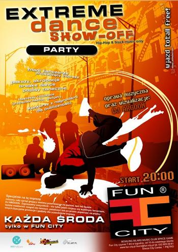 Extreme Dance Show-Off Party