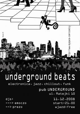 Underground bits