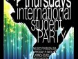 International Student's Party