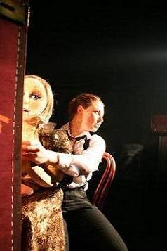 """""""Dietrich. Broken Nails"""" - spektakl"""