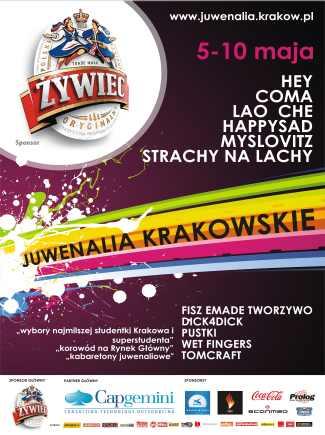 Juwenaliowy koncert: Happysad, Hey