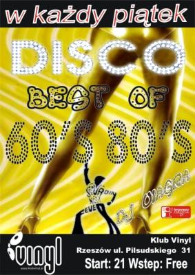 Disco Best Of 60`s/80`s