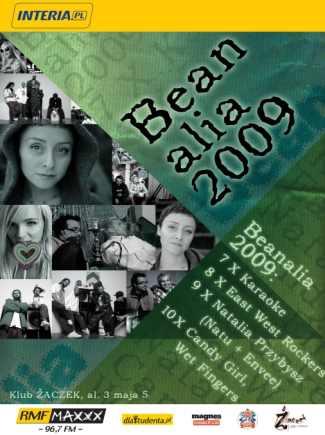 Beanalia 2009 - East West Rockers