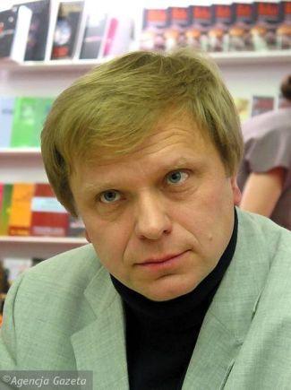 Spotkanie autorskie z Janem Grzegorczykiem