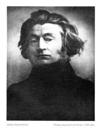 Wieczór poetycki z Adamem Mickiewiczem