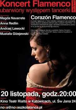 "Koncert ""Flamenco na żywo"""