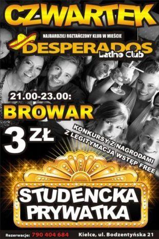 Czwartek Studencki!