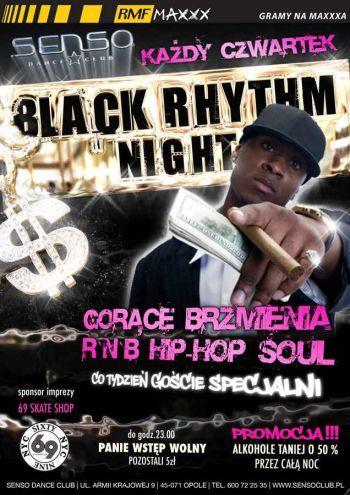 Black Rhythm Night