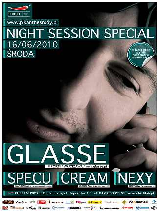 Glasse @ Night Session Special