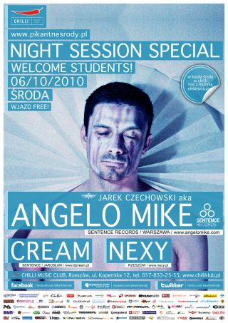 Angelo Mike @ Night Session Special
