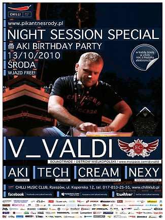 V_Valdi@ Night Session Special