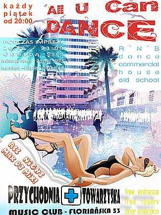All U Can Dance