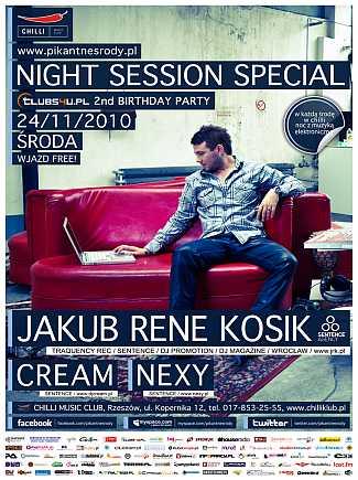 jakub Rene Kosik@ Night Session Special
