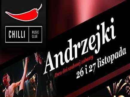 Andrzejkowy Weekend - dzień 1