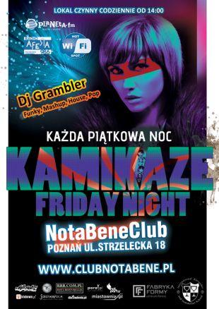 Kamikadze Night