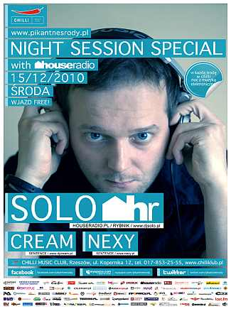 Solo@ Night Session Special
