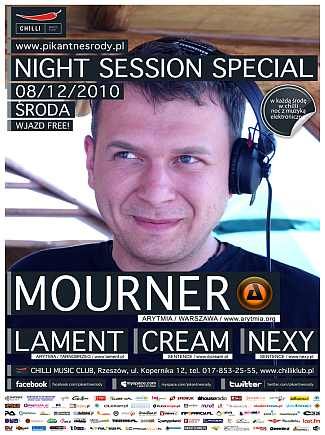 Mourner & Lament @ Night Session Special