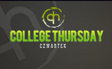College Thursday