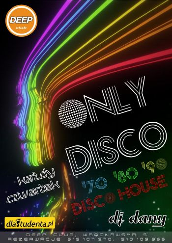 Only Disco
