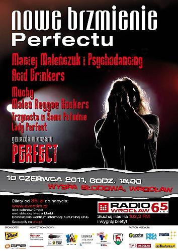 Nowe Brzmienie PERFECTU- 65 Lat Radia Wrocław