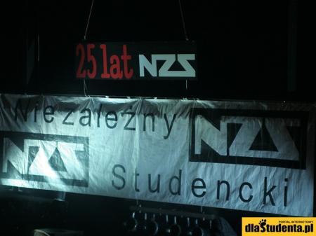 25 lecie NZS