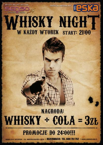 Whisky Night