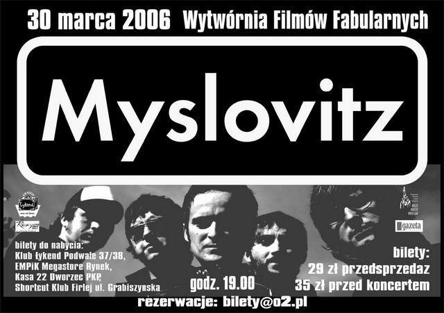 Myslovitz + Lili Marlene
