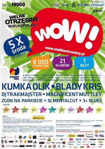 WOW - Wielkie Otrzęsiny Wielkopolski 2011