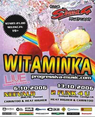 Witaminka Live