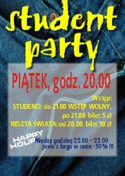 Student Party - Oldschools
