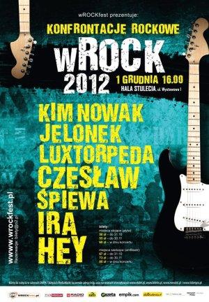 Konfrontacje Rockowe wROCK2012 -Hey, Ira,Jelonek