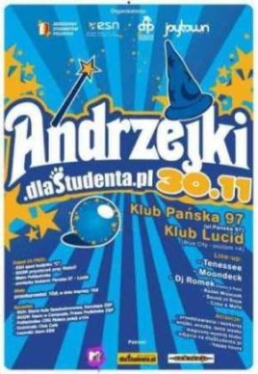 Andrzejki.dlaStudenta.pl, Lucid