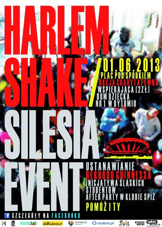 Harlem Shake - bicie rekordu Guinessa