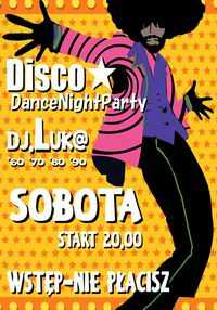 Disco Dance Night Party ('60, '70, '80)