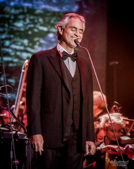Andrea Bocelli - Europejska Stolica Kultury 2016