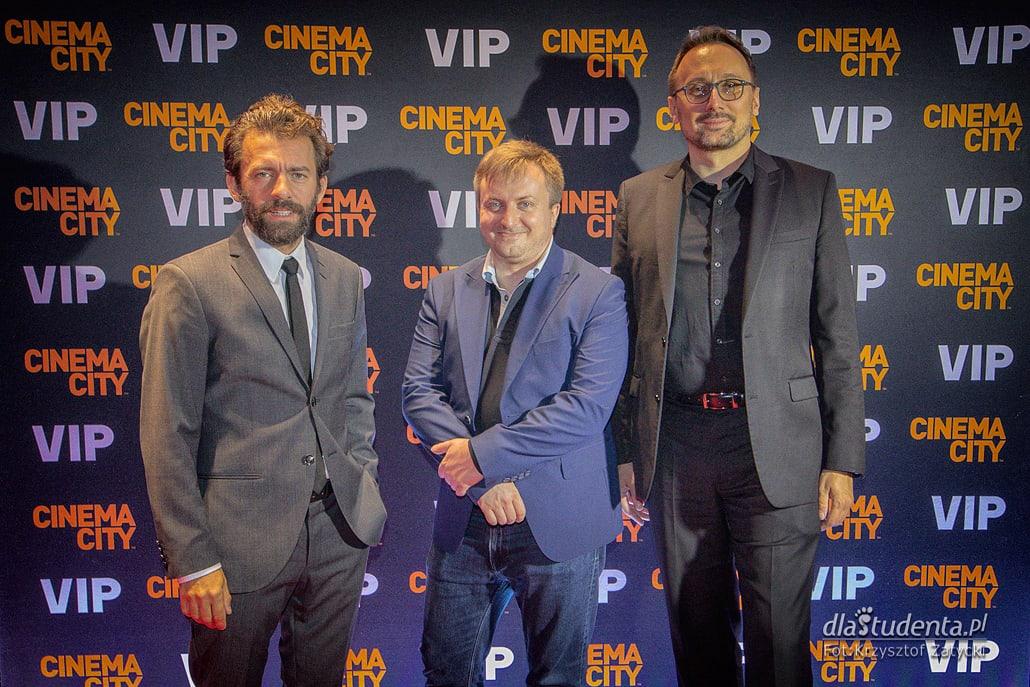 Mistrz - premiera filmu z udziałem twórców