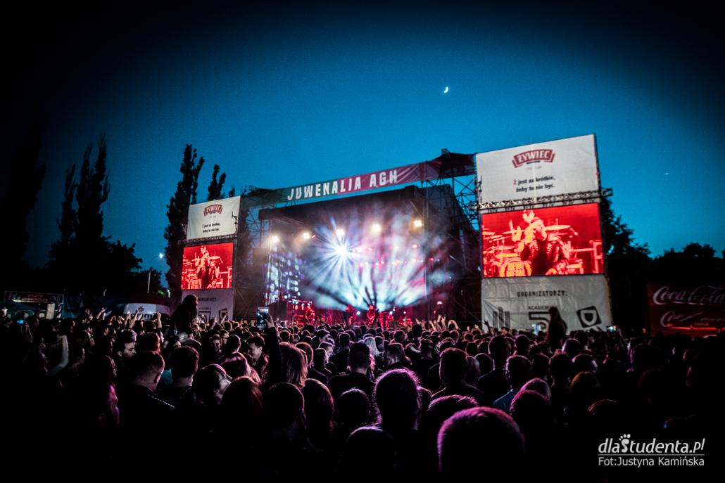 Juwenalia Krakowskie 2018 - koncerty: dzień 5